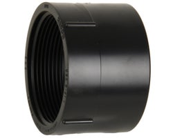 ABS Adapter - 3 in. (F x F)