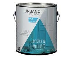 Urbano Polymer+ Doors & Trims Latex Paint NaturalWhite&Colours3.7L
