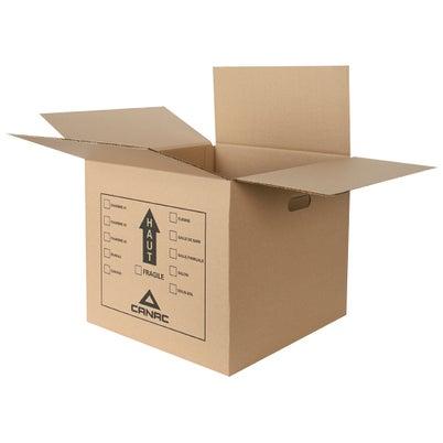 Boîte de carton 3 pi³