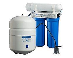 Système de filtration à osmose inversée à quatre étapes
