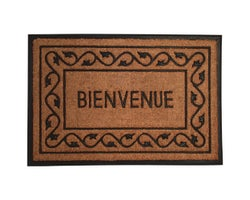 Bienvenue Coco Door Mat 27 in. x 40 in.
