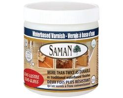 Semi-Gloss Interior Latex Varnish 236 ml