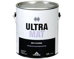 UltraMat Ceiling Latex PaintNatural White 3.7 L