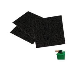 Filtres au charbon pour bac de compostage