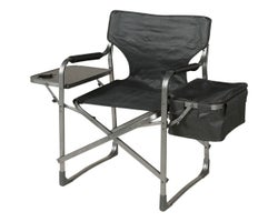 Chaise pliante avec glacière