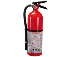 Household Fire Extinguisher - Class ABC, 5 lb