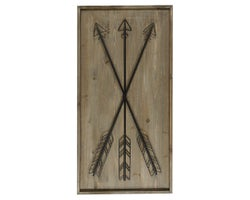 Wall Decoration 19-7/8 in. x 40 in.