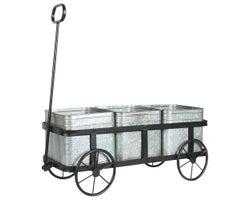 3-Pot Trolley