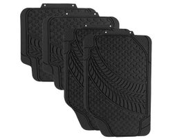 Car Mat Set, 4-Pack
