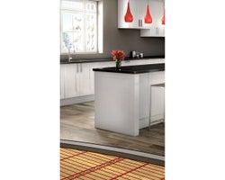 Système de plancher chauffant 475 W