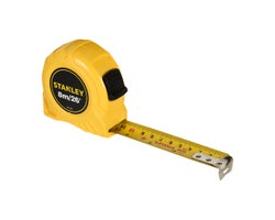 Tape Measure 26 ft./8 m x 1 in.