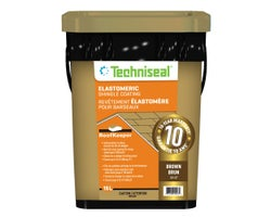 Brown Elastomeric Shingle Coating 15 L
