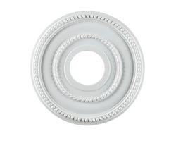 Pearl Ceiling Medallion 12 in.