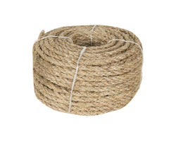 Corde de sisal torsadée , 1/4 po x 100 pi