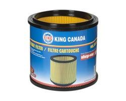 Cartridge Filter for Vacuum