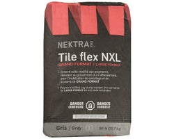Ciment-colle Tile Flex NXL 22,7 kg
