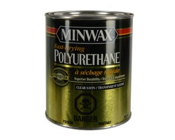 Vernis au polyuréthane satiné 946  ml