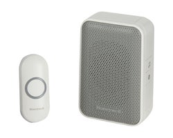 Portable Wireless Doorbell with Push Button