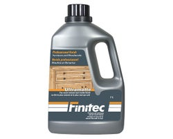 Finitec Ultramatte Water-Based Furniture and Woodworks Finish 1 L