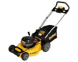 Lithium-ion Cordless Mower 20 V Max 20 in.