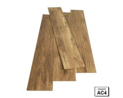 Plancher stratifié 12 mm Hickory Appalaches