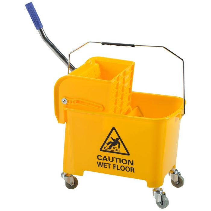 Industrial Bucket With Wringer 10 L Canac