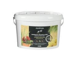 Granular Fertilizer 14-14-14, 2 kg
