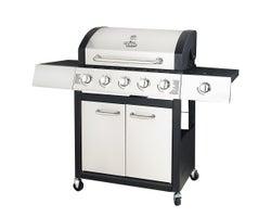 BBQ Grill Chef GCB511SSP 72000 BTU