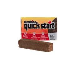 Allume-feu Quick Start (Paquet de 4)