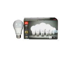 Ampoule DEL A19 Blanc froid 9 W (Paquet de 6)