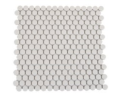 Rondo Ceramic Mosaic 12 in. x 12 in.
