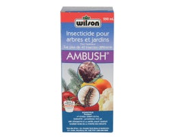 Insecticide pour arbres et jardins Ambush concentré 250 ml