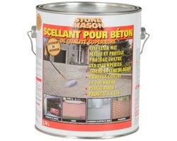 Flat Concrete Sealant - 3.78 L