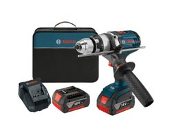 18 V Brute Tough 1/2 in. Hammer Drill Driver Kit with KickBack Control