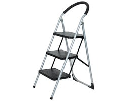 3-Step Household Stepladder