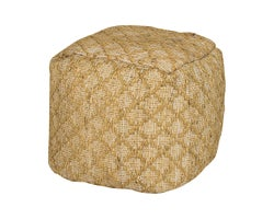 Ottoman 19-5/8 in. x 19-5/8 in.