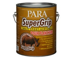 SuperGrip Epoxy-Fortified Acrylic Enamel Floor Paint Grey 3.78 L