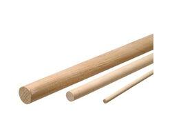 Wooden Dowel 1-3/8in.x6ft.