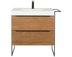 Camelia Vanity Cabinet 31-1/2 po