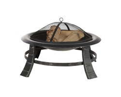 Classic Outdoor Fireplace - 30 in.