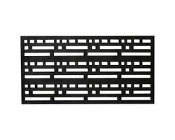 Panneau PVC Morse 2 pi x 4 pi