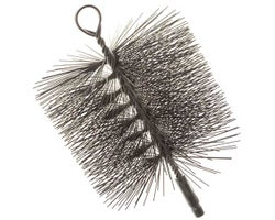 Steel Chimney Cleaning Brush 7 in.