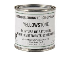 Exterior Siding Touch-Up Paint Yellowstone 284 ml