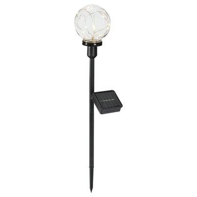 Lampe à énergie solaire Globe géant