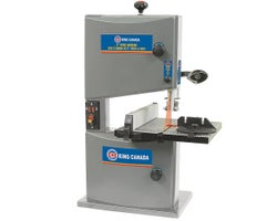 9 in. Bandsaw with laser