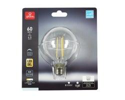 G25 Daylight LED Light Bulb 6.5W