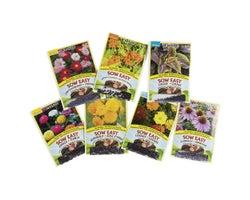 McKenzie Assorted Seeds FLOWERS