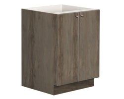 2-Door Lower Kitchen Cabinet Unit 30 in.