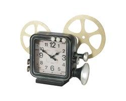 Vintage Projecteor Clock