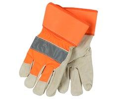 Lined Work Gloves Samll/Medium (S/M)